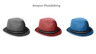 Basic Amazon Photo Editing